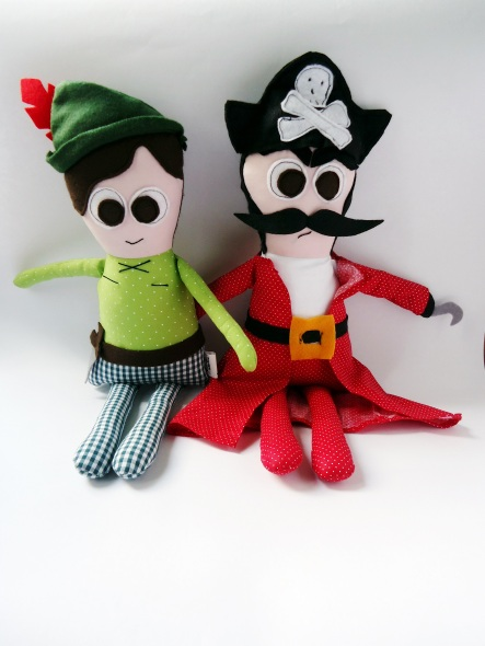 Peter e Gancho