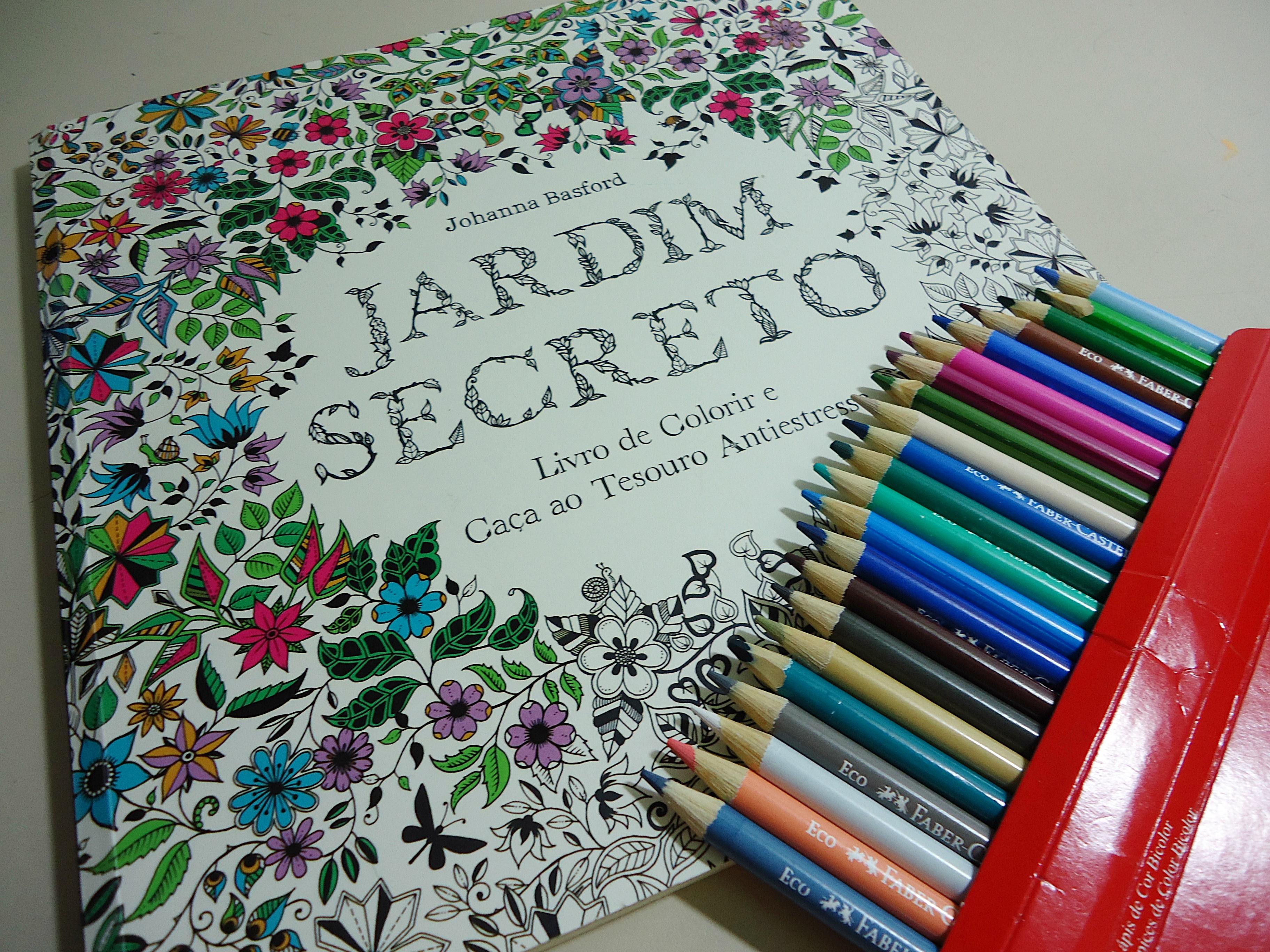 fotos jardim secreto:jardim secreto capa